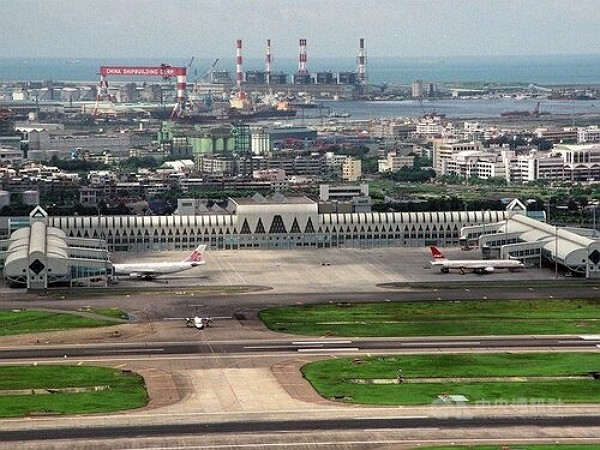 New terminal planned for Kaohsiung International Airport.