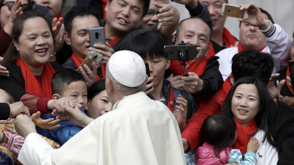 Taiwan is not worried about China-Vatican ties.