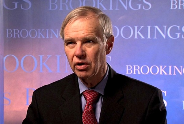 Former AIT Chairman Richard Bush (Brookings Institution photo)