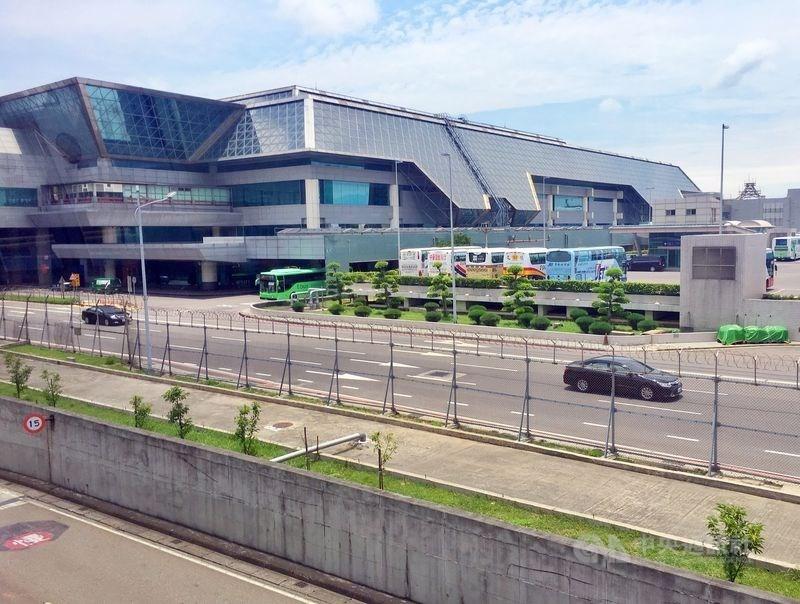 Taiwan Taoyuan International Airport Terminal 2.