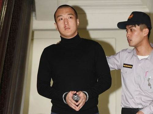 Convicted Chinese spy Zhou Hongxu.