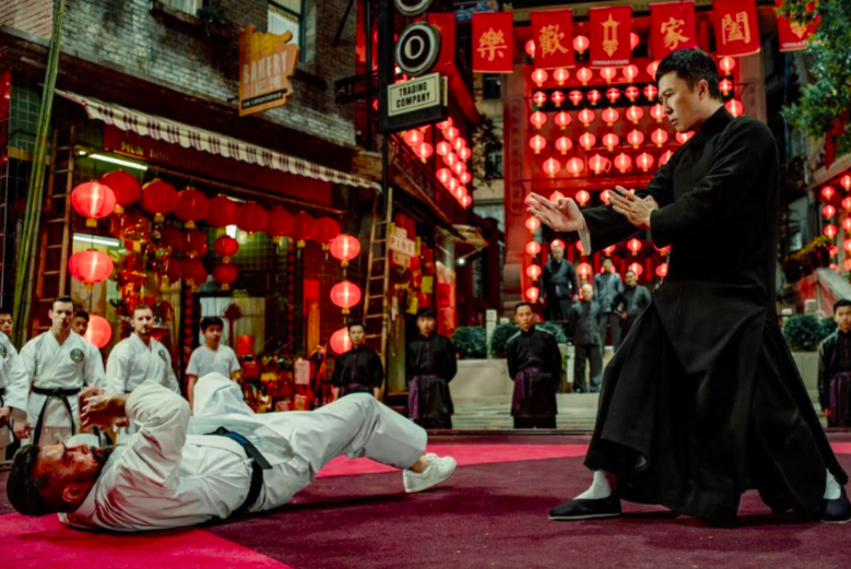 """""""Ip Man 4"""" is set to be released on Dec. 20 in Taiwan. (Sky Films photo)"""