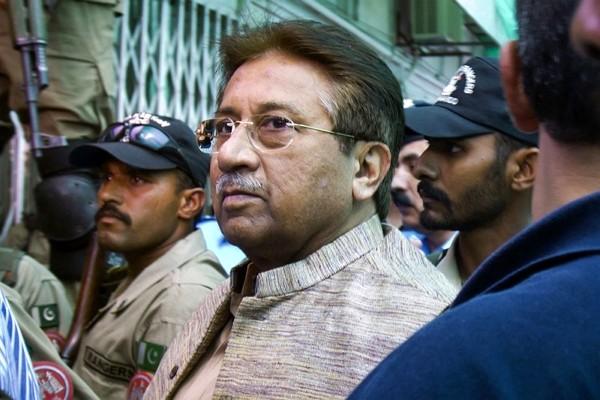 Gen. Pervez Musharraf receives death penalty for treason.