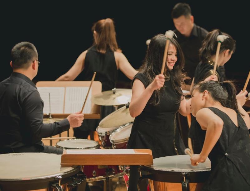 台灣朱宗慶打擊樂團春季音樂會 國際作曲家發生「美好關係」