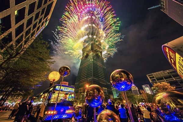 Taiwan continues to be Japanese travelers' favorite destination.