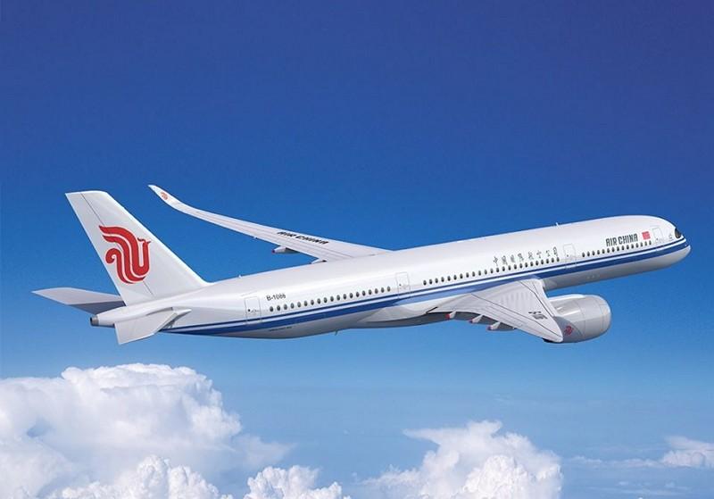 (Air China Facebook image)