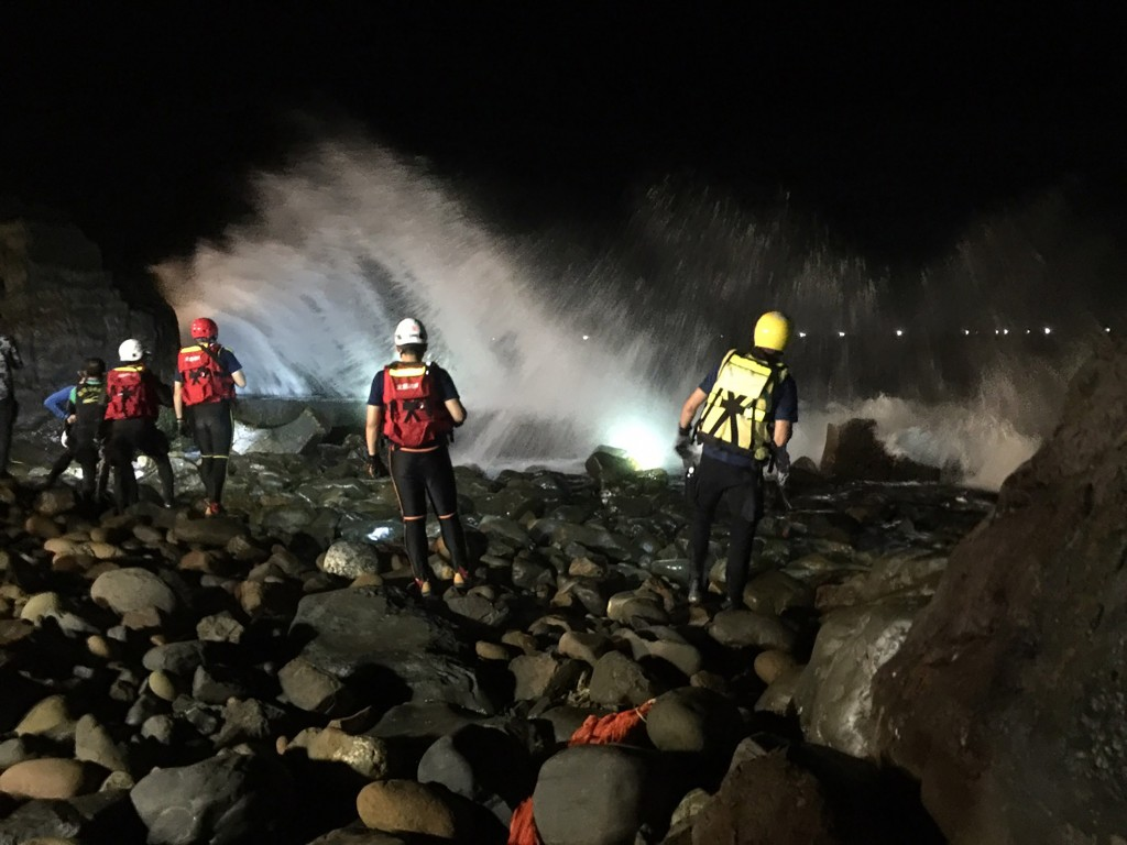 Rescue workers found the missing diver's body Wednesday night.