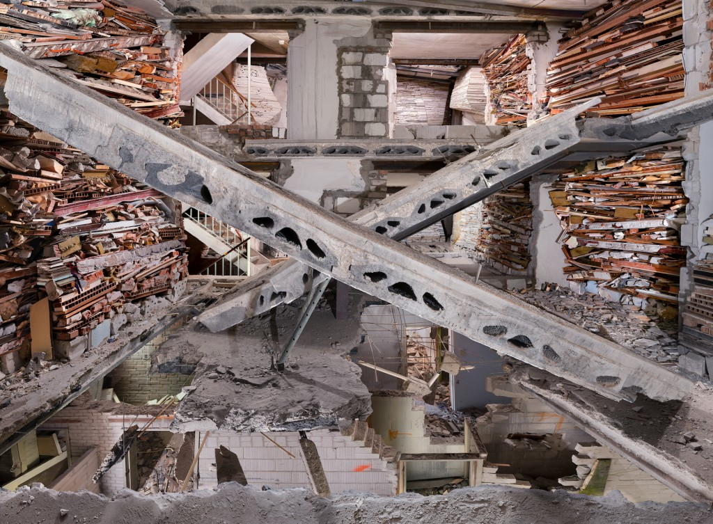 Paradise Lost: 5 artists explore urban ruins in Taiwan and around the world