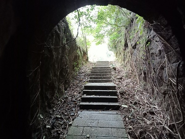 Hike to Jiufen via Liulanglu Trail in N. Taiwan