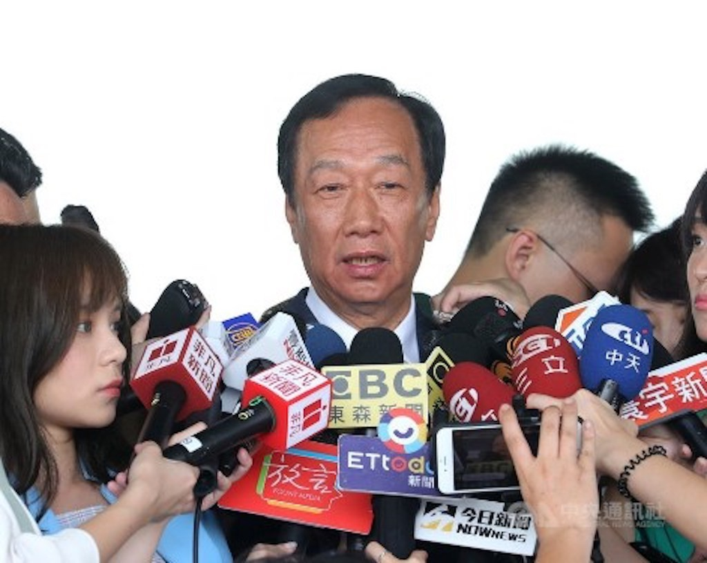 Why is Terry Gou really so opposed to the Anti-Infiltration Bill?