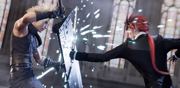 Hashimoto served as executive producer of next year's Final Fantasy VII Remake. (Trailer screen capture)
