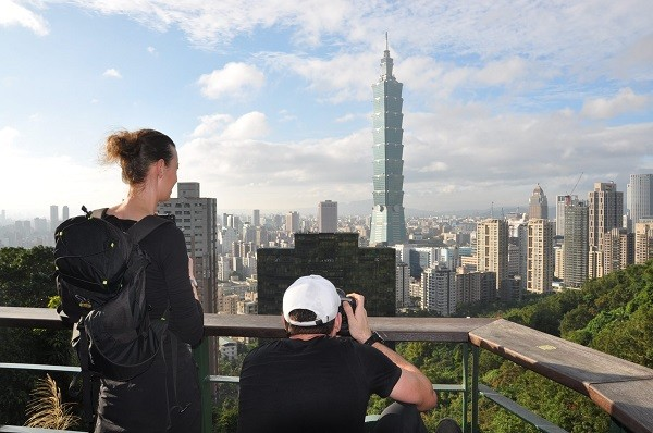 Best spots to admire Taipei 101 New Year fireworks