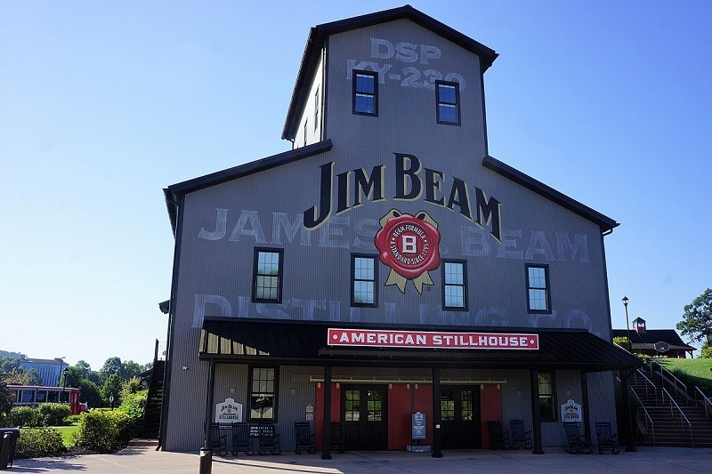 Jim Beam fined in massive bourbon spill that killed fish