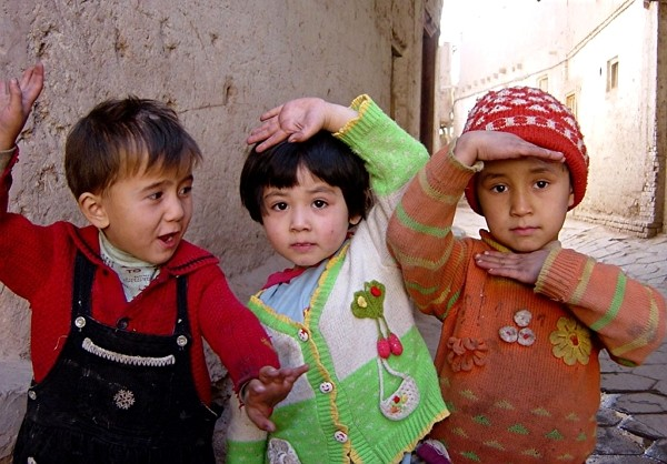 Uyghur children are being taken from their families by Chinese authorities. (Pexels photo)