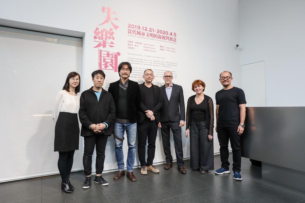 台北忠泰美術館非典型建築展《失樂園》 探索遭城市文明遺忘的廢墟