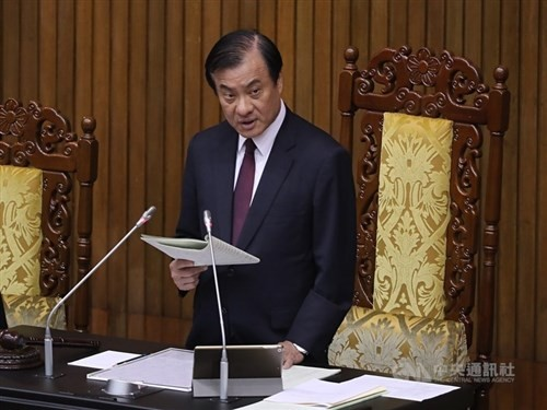 Taiwan's legislature to vote on anti-infiltration bill