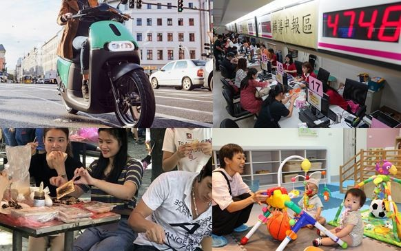 Several new government policies will affect foreigners in Taiwan next year.
