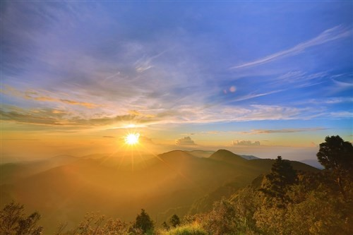Taipingshan national forest recreation area (Forestry Bureau photo)