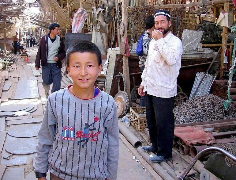 中國新疆再教育營拘押達200萬維吾爾人,引發國際社會關切(圖/維基百科)