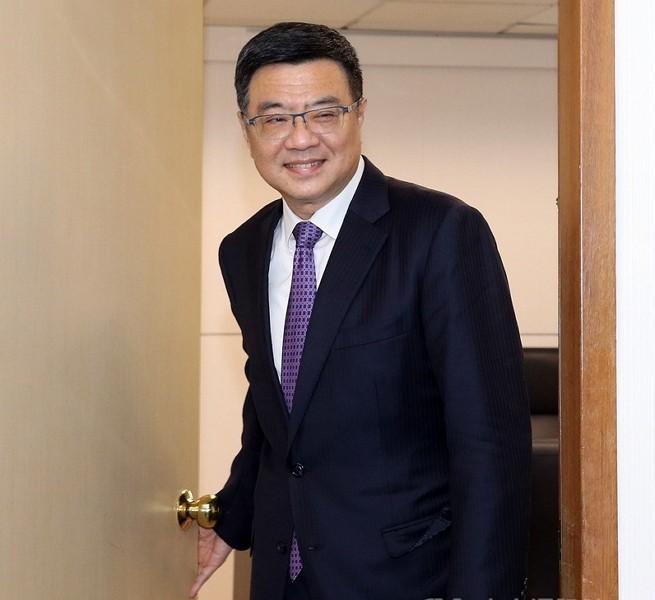 民進黨黨主席卓榮泰(圖/中央社)