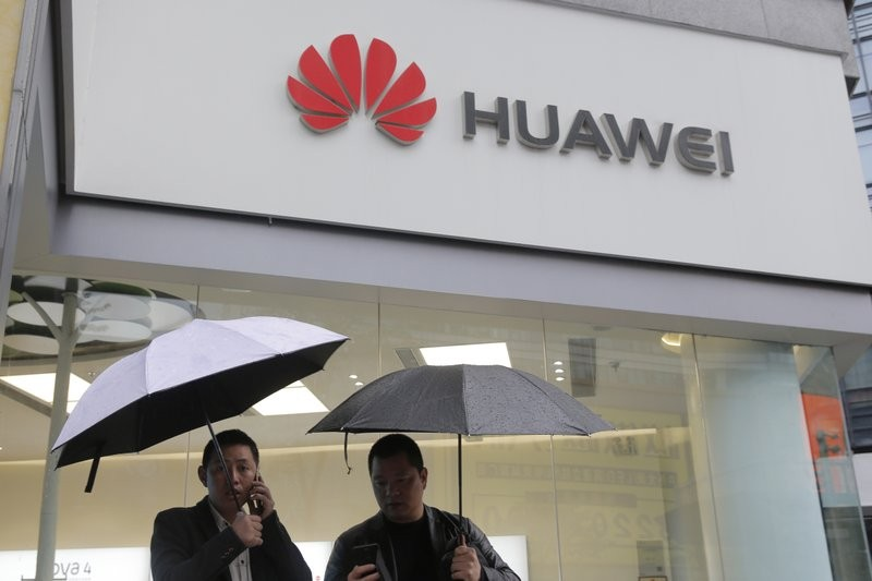 Central Intelligence Agency says spies fund Huawei: newspaper