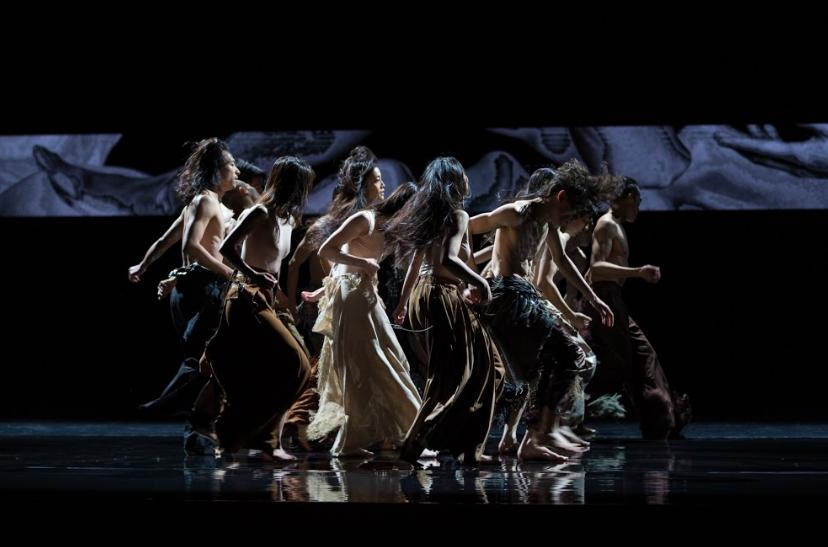 雲門2「毛月亮」已於台北戲劇院演出(圖/雲門2)