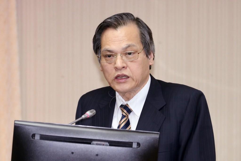 Chen Ming-tong.