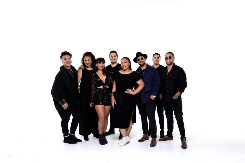 New Zealand's  performing group Maimoa Music ─ Te Wehi Haka. (Taichung's Tourism and Travel Bureau photo)