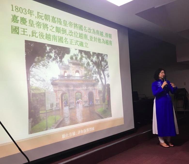 就諦學堂聘用該國母語人士教授新南向語言(圖/就諦學堂臉書)