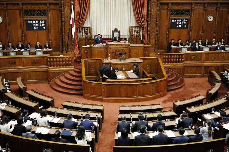 日本國會通過補償法案,對優生保護法受害者作出賠償(美聯社)