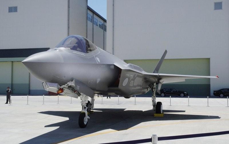 F-35戰機(圖/美聯社)