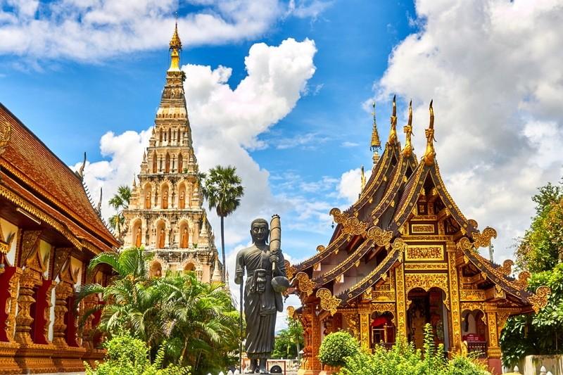 泰國景點(圖/Unsplash)