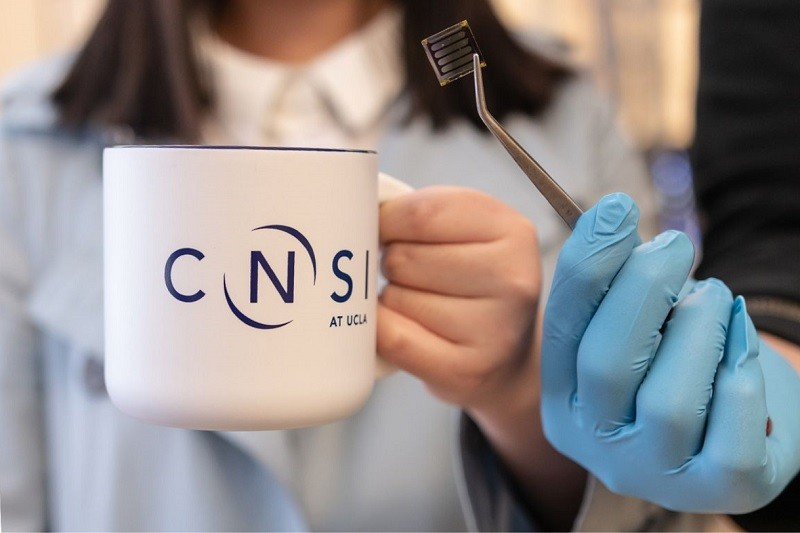 太陽能電池也愛咖啡因 台裔科學家團隊發現續航關鍵