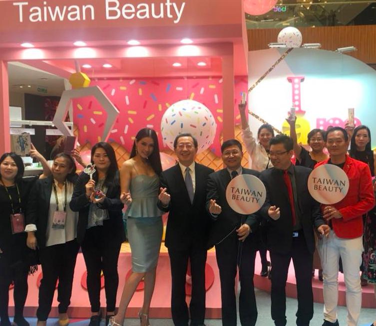 「台灣美妝快閃店」已於馬來西亞舉行(圖/Taiwan in Malaysia臉書)