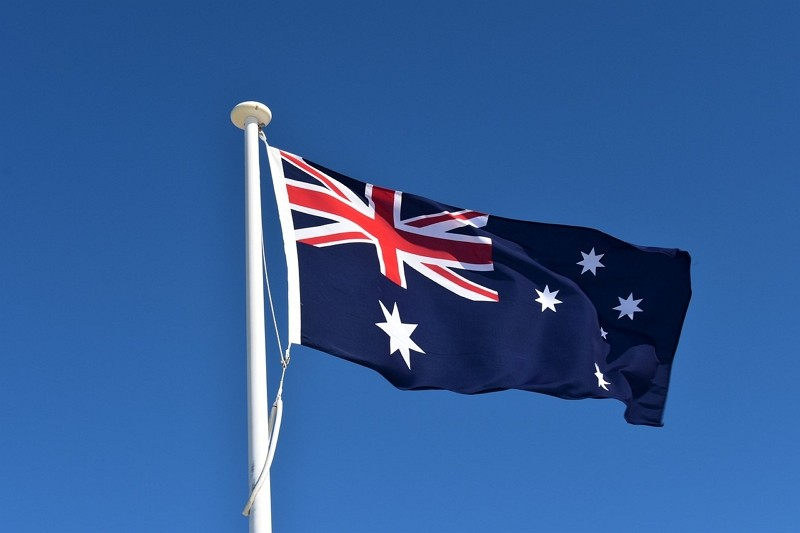 Taiwan listed as 'country' on Australian Attorney-General's Dept. website