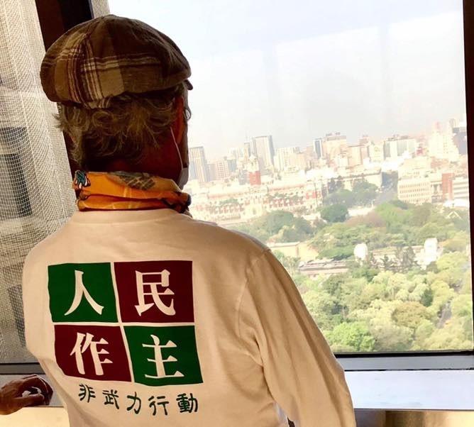 已故葉博文先生。(圖片來源:陳耀昌臉書)