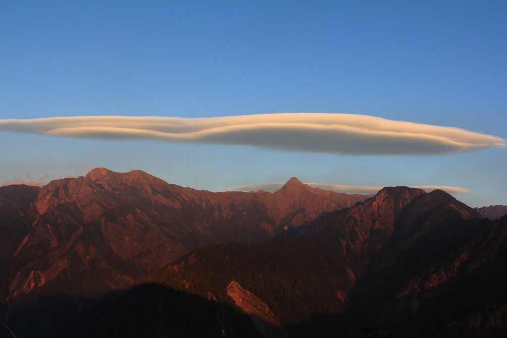 Photo provided by Yushan National Park