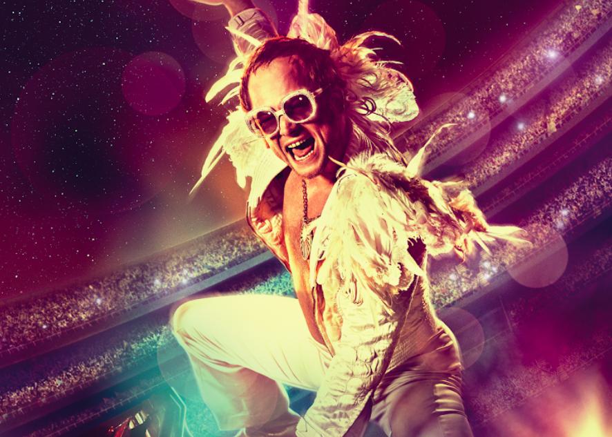 電影「火箭人」由英國新生代演員飾「強叔」傳奇音樂人生(圖/環球西洋)