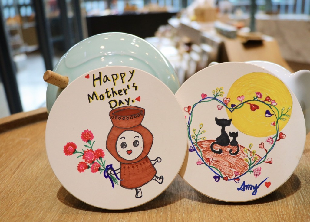 十三行博物館推出「13愛媽咪」(新北市政府文化局提供)