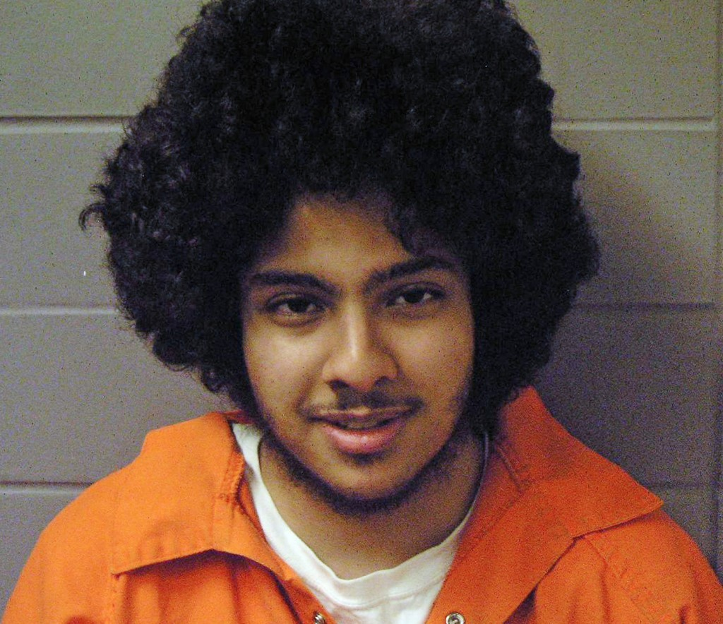 FILE - This undated file photo provided by the U.S. Marshals office shows Chicago terrorism suspect Adel Daoud. Prosecutors and defense lawyers have r