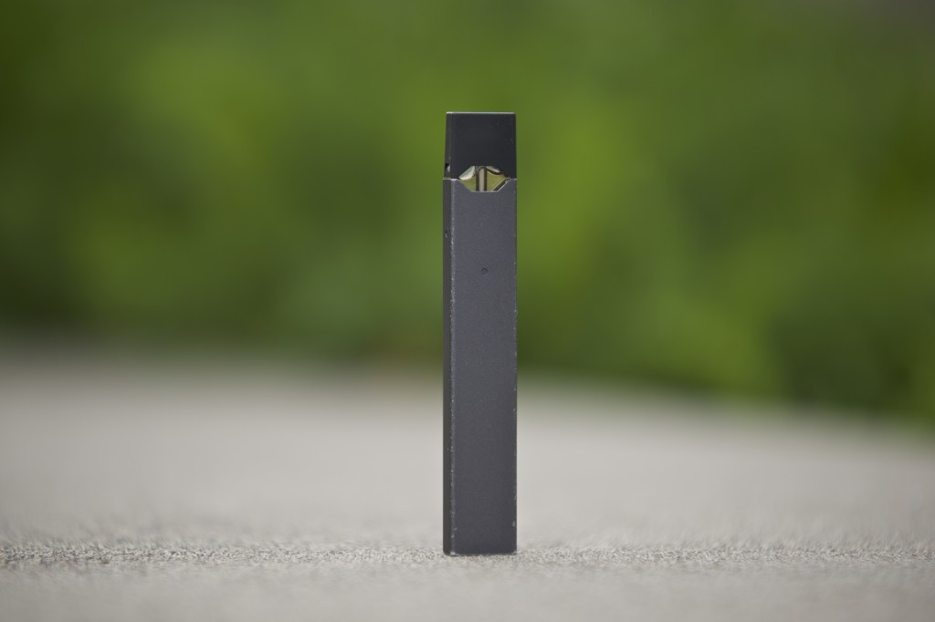 Juul nicotine hit may be 'Worst for kids, bes    | Taiwan News