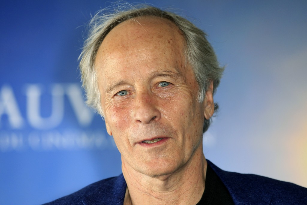 FILE - In this Sept. 3, 2013 file photo, American novelist and short story writer Richard Ford poses during a photo call at the 39th American Film Fes