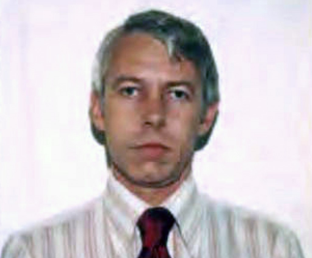 FILE – This undated file photo shows a photo of Dr. Richard Strauss, an Ohio State University team doctor employed by the school from 1978 until his 1