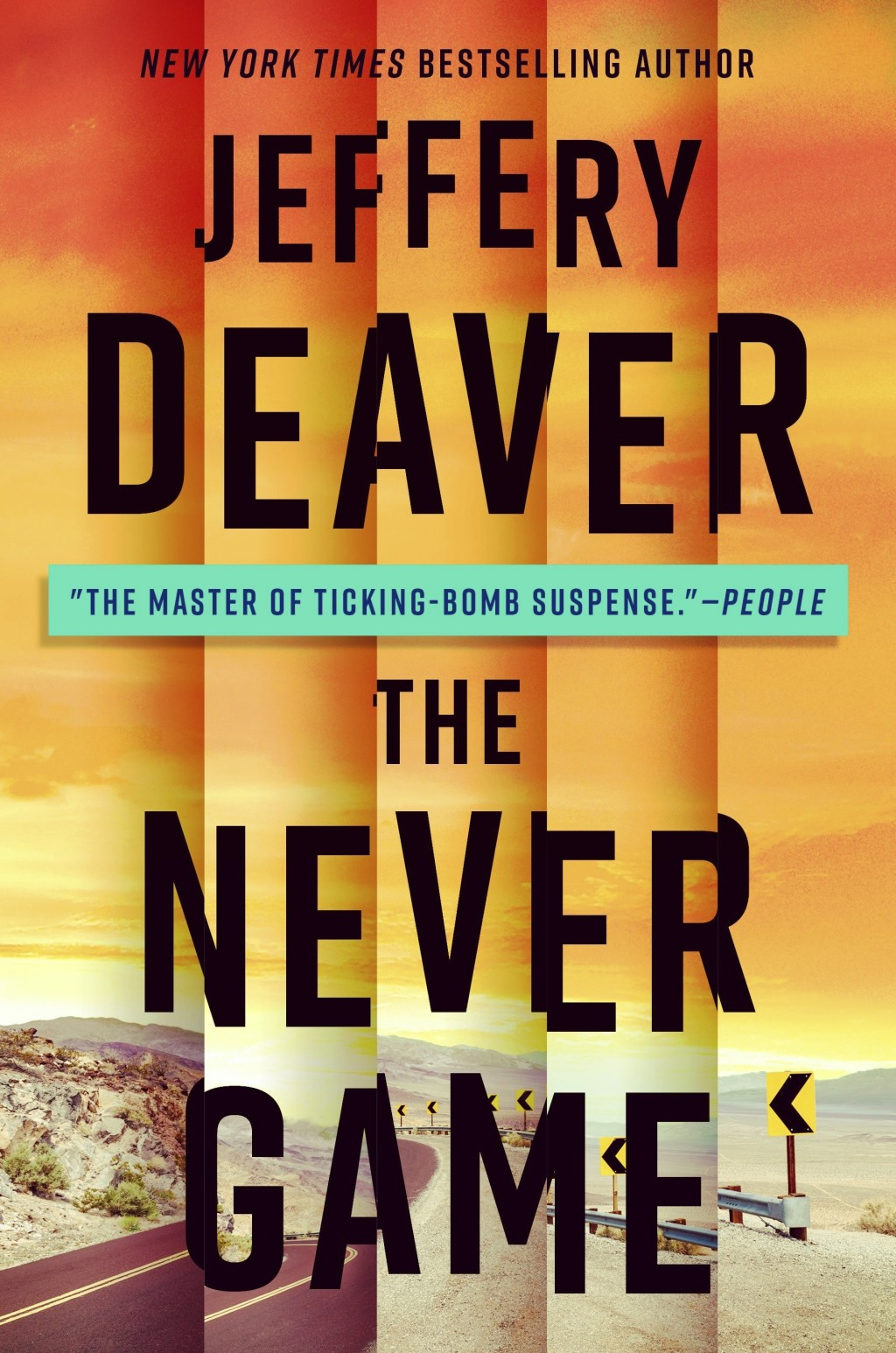 """This cover image released by G.P. Putnam's Sons shows """"The Never Game"""" by Jeffery Deaver. (G.P. Putnam's Sons via AP)"""