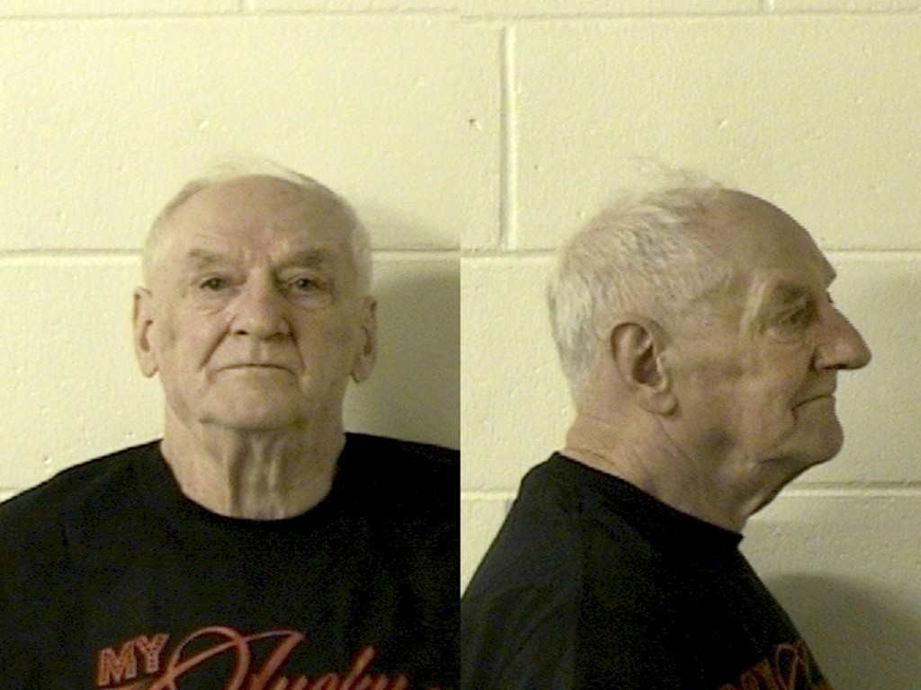 In this March 14, 2019 booking photo provided by the Marinette County Sheriff's Office is Raymand Vannieuwenhoven. Prosecutors said they used DNA and ...