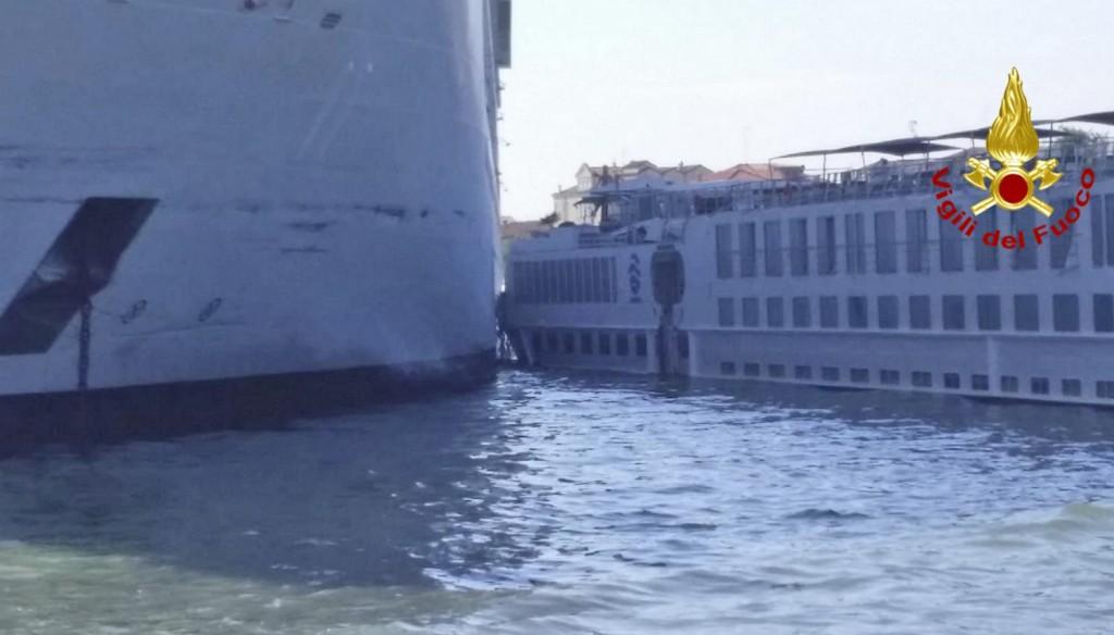 The Latest: Company: MSC cruise ship had mech    | Taiwan News