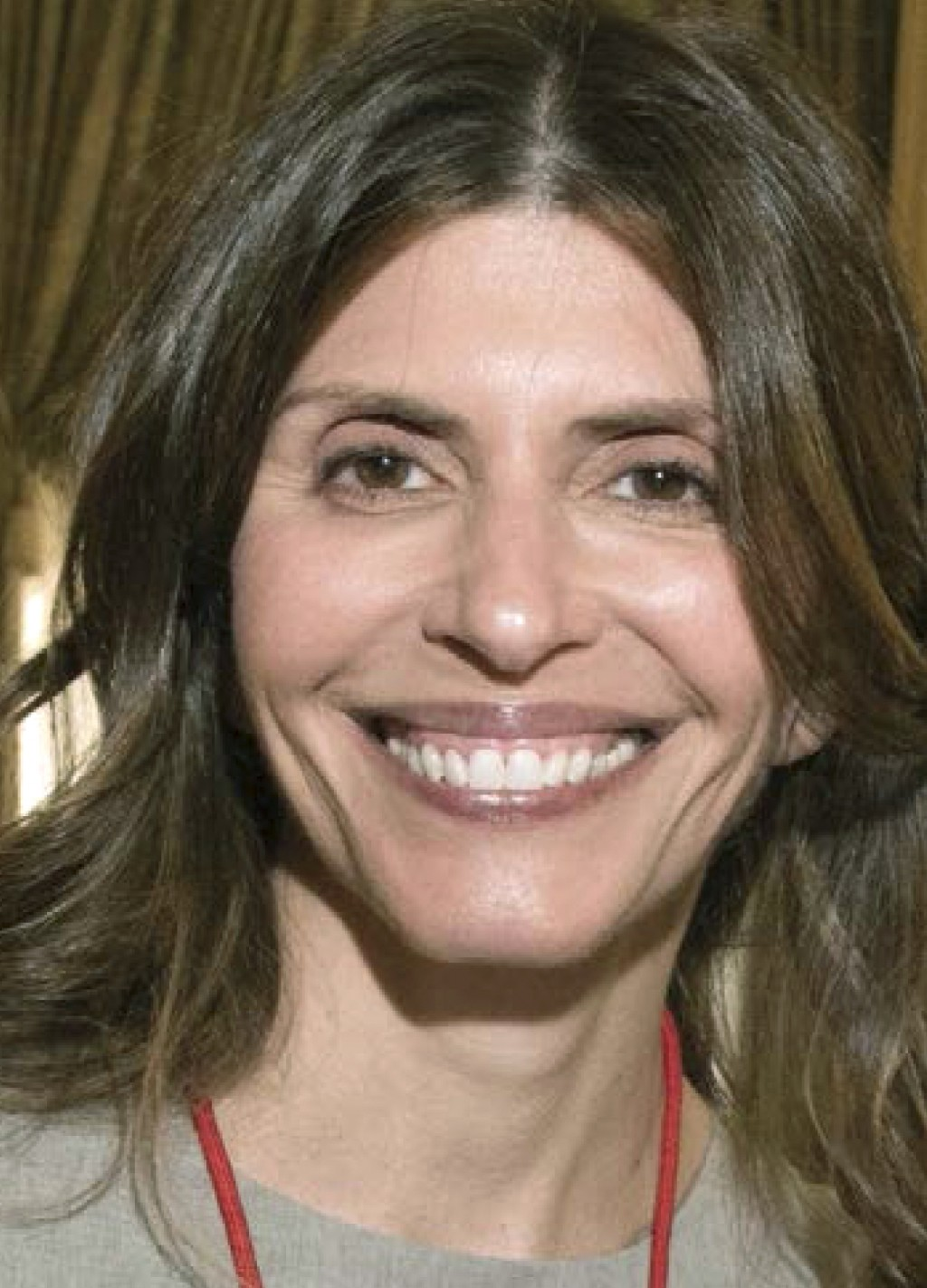 This undated photo released Friday, May 31, 2019, by the New Canaan, Conn., Police Department shows Jennifer Dulos, missing since May 24 when she was