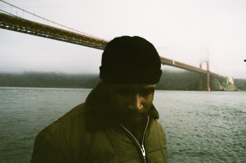 """This photo provided by A24 shows Jimmie Fails who stars as himself in """"The Last Black Man In San Francisco"""", an A24 release. (Adam Newport-Berra / A24"""