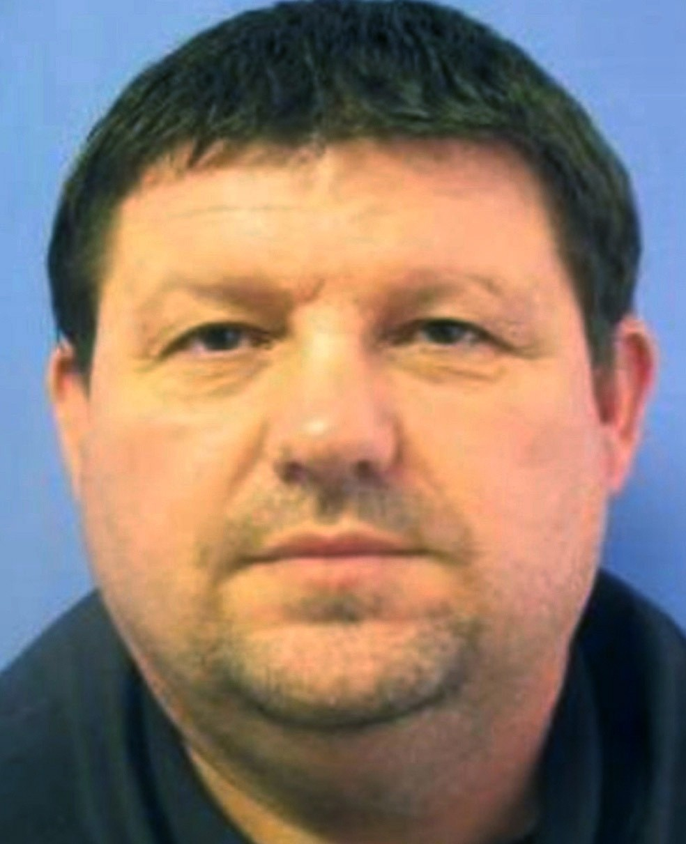 FILE - This image provided by the Mississippi Department of Public Safety shows Webster County Sheriff Timothy (Tim) Seth Mitchell, 53, of Eupora, Mis