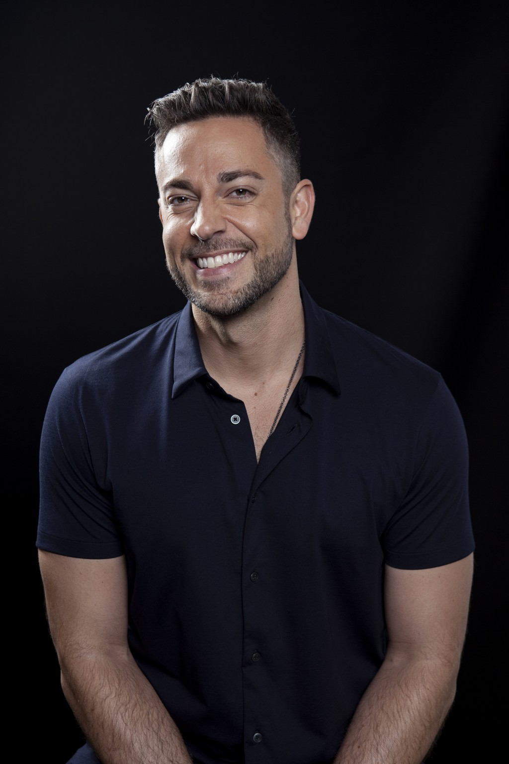 Zachary Levi poses for a portrait in Santa Monica, Calif., Thursday, June 13, 2019. (Photo by Rebecca Cabage/Invision/AP)